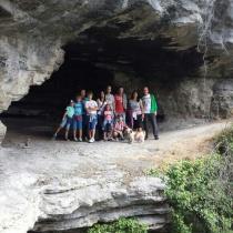 cueva de los goros